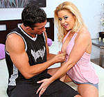 Hot Porn Chick Holly Morgan pounded by big dick